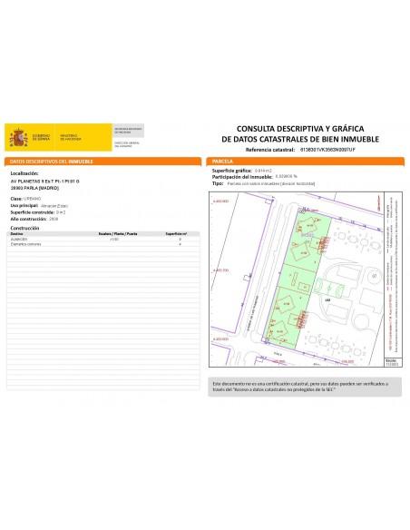 PROXIMA SUBASTA DE TRASTEROS Y LOCALES COMERCIALES EN PARLA (MADRID)